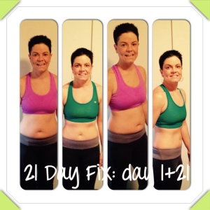 21day fix Beachbody Results