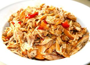 Clean eating crock pot chicken